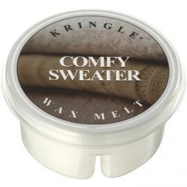 Kringle Candle Comfy Sweater vosk do aromalampy 35 g vosk do aromalampy