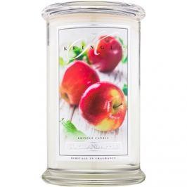 Kringle Candle Cortland Apple vonná svíčka 624 g