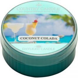 Kringle Candle Country Candle Coconut Colada čajová svíčka 42 g
