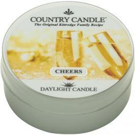 Kringle Candle Country Candle Cheers čajová svíčka 42 g čajová svíčka