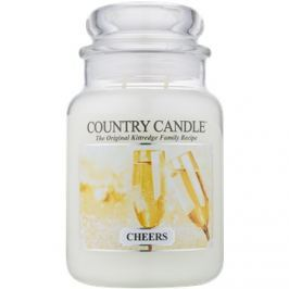 Kringle Candle Country Candle Cheers vonná svíčka 652 g
