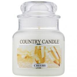 Kringle Candle Country Candle Cheers vonná svíčka 104 g vonná svíčka