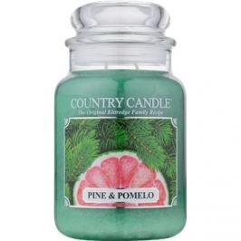 Kringle Candle Country Candle Pine & Pomelo vonná svíčka 652 g