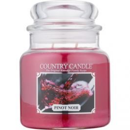 Kringle Candle Country Candle Pinot Noir vonná svíčka 453 g vonná svíčka