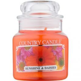 Kringle Candle Country Candle Sunshine & Daisies vonná svíčka 104 ml