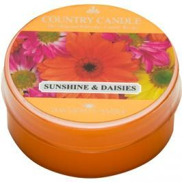 Kringle Candle Country Candle Sunshine & Daisies čajová svíčka 42 g