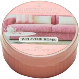 Kringle Candle Country Candle Welcome Home čajová svíčka 42 g