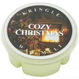 Kringle Candle Cozy Christmas vosk do aromalampy 35 g vosk do aromalampy