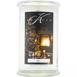 Kringle Candle Cozy Christmas vonná svíčka 624 g