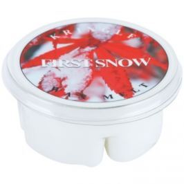 Kringle Candle First Snow vosk do aromalampy 35 g vosk do aromalampy