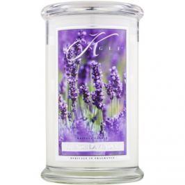 Kringle Candle French Lavender vonná svíčka 624 g vonná svíčka