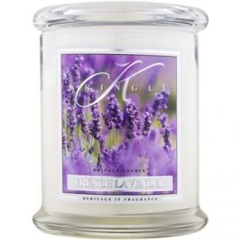 Kringle Candle French Lavender vonná svíčka 411 g vonná svíčka