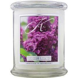 Kringle Candle Fresh Lilac vonná svíčka 411 g