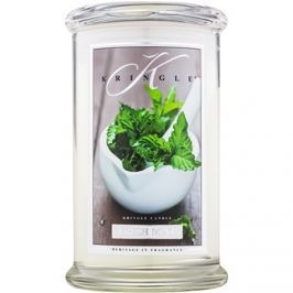 Kringle Candle Fresh Mint vonná svíčka 624 g