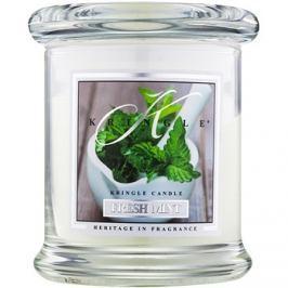 Kringle Candle Fresh Mint vonná svíčka 127 g vonná svíčka