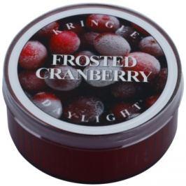 Kringle Candle Frosted Cranberry čajová svíčka 35 g čajová svíčka