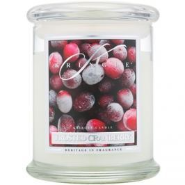 Kringle Candle Frosted Cranberry vonná svíčka 411 g vonná svíčka