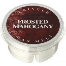 Kringle Candle Frosted Mahogany vosk do aromalampy 35 g vosk do aromalampy