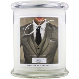 Kringle Candle Grey vonná svíčka 411 g vonná svíčka