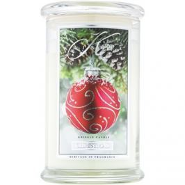 Kringle Candle Christmas vonná svíčka 624 g