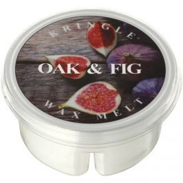 Kringle Candle Oak & Fig vosk do aromalampy 35 g vosk do aromalampy