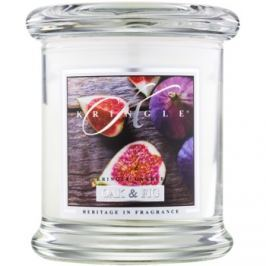 Kringle Candle Oak & Fig vonná svíčka 127 g vonná svíčka
