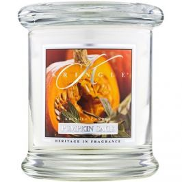 Kringle Candle Pumpkin Sage vonná svíčka 127 g