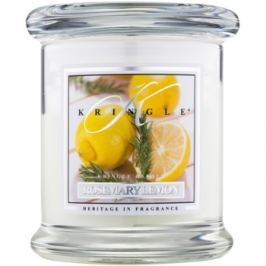 Kringle Candle Rosemary Lemon vonná svíčka 127 g vonná svíčka