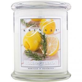 Kringle Candle Rosemary Lemon vonná svíčka 411 g vonná svíčka