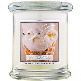 Kringle Candle Vanilla Cone vonná svíčka 127 g vonná svíčka