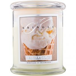 Kringle Candle Vanilla Cone vonná svíčka 411 g
