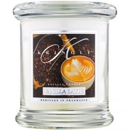 Kringle Candle Vanilla Latte vonná svíčka 127 g