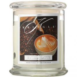 Kringle Candle Vanilla Latte vonná svíčka 411 g