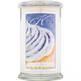 Kringle Candle Vanilla Lavender vonná svíčka 624 g vonná svíčka