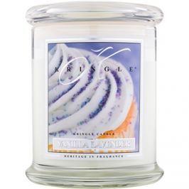 Kringle Candle Vanilla Lavender vonná svíčka 411 g