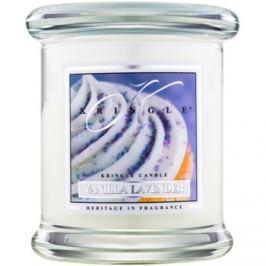 Kringle Candle Vanilla Lavender vonná svíčka 127 g