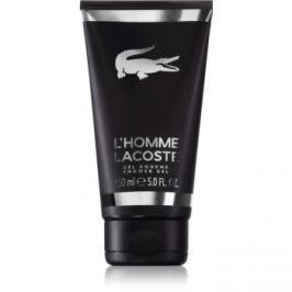 Lacoste L'Homme sprchový gel pro muže 150 ml