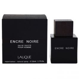 Lalique Encre Noire for Men toaletní voda pro muže 50 ml