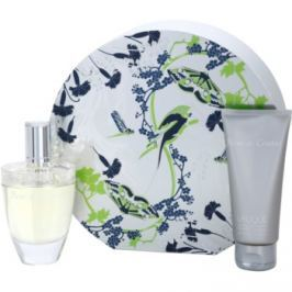 Lalique Fleur de Cristal dárková sada II. parfémovaná voda 100 ml + sprchový gel 150 ml