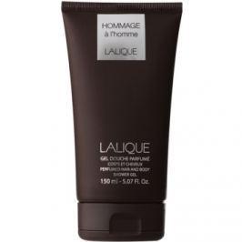 Lalique Hommage a L'Homme sprchový gel pro muže 150 ml sprchový gel