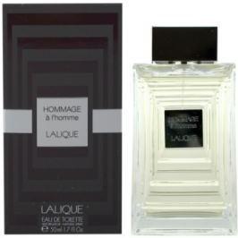 Lalique Hommage a L'Homme toaletní voda pro muže 50 ml toaletní voda