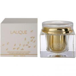 Lalique Lalique tělový krém pro ženy 200 ml tělový krém
