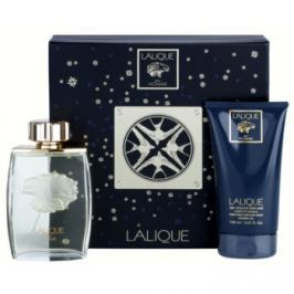 Lalique Pour Homme Lion dárková sada IV. parfémovaná voda 125 ml + sprchový gel 150 ml dárková sada