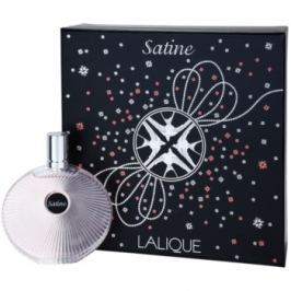 Lalique Satine dárková sada I. parfémovaná voda 100 ml + řetízek s přívěškem dárková sada