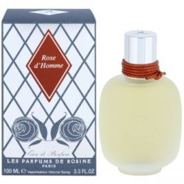 Les Parfums de Rosine Rose d´Homme parfémovaná voda pro muže 100 ml parfémovaná voda