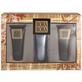 Liz Claiborne Bora Bora dárková sada I. kolínská voda 100 ml + sprchový gel 100 ml + tělové mléko 100 ml dárková sada