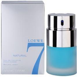 Loewe 7 Loewe Natural toaletní voda pro muže 50 ml toaletní voda
