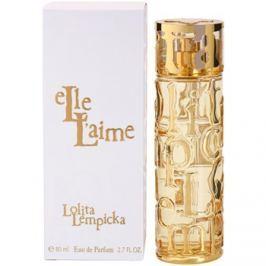 Lolita Lempicka Elle L'aime parfémovaná voda pro ženy 80 ml parfémovaná voda
