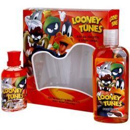 Looney Tunes Looney Tunes dárková sada I. toaletní voda 100 ml + sprchový gel 240 ml