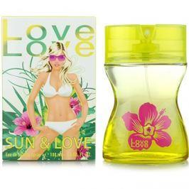 Love Love Sun & Love toaletní voda pro ženy 100 ml toaletní voda